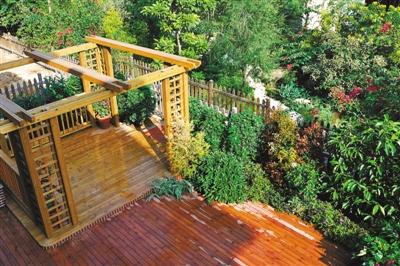 天丽园林:地中海式庭院令人愉悦